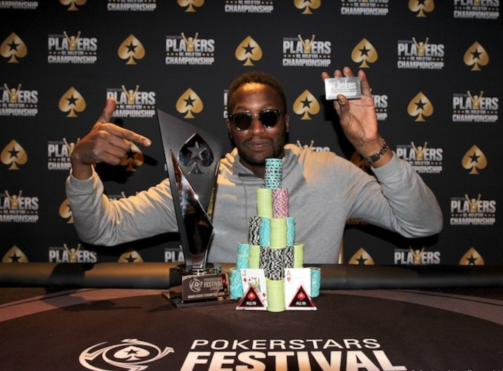 Kalidou Sow Conquers Another One Winamax Poker Tour Paris