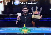 Stepping into a poker player's shoes: BPT Main Event winner Gautam Sachdeva