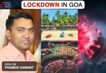 Casinos Shut Down As 4-Day Lockdown Imposed In Goa