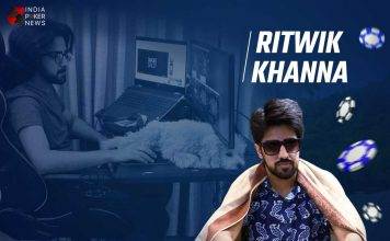 In Conversation with the Poker Player and YouTube Streamer, Ritwik Khanna