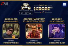 Indian Micro Poker Series Day 5 Round-Up