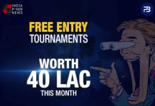 Free Tournaments Worth INR 40 Lakhs Only On PokerBaazi!