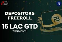 PokerBaazi's INR 16 Lakhs Depositors Freeroll
