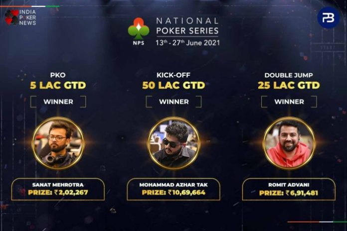 The National Poker Series Day 4 Round-Up!