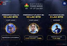 The National Poker Series Day 3 Round-Up!