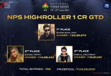 The National Poker Series Day 12 Round-Up