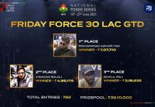 The National Poker Series Day 13 Round-Up