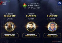 The National Poker Series Day 14 Round-Up