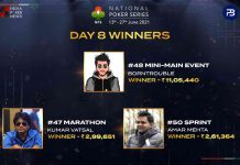 The National Poker Series Day 8 Round-Up!