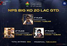 The National Poker Series Day 9 Round-Up!