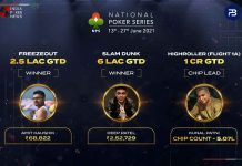 The National Poker Series Day 10 Round-Up!