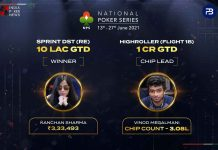 The National Poker Series Day 11 Round-Up