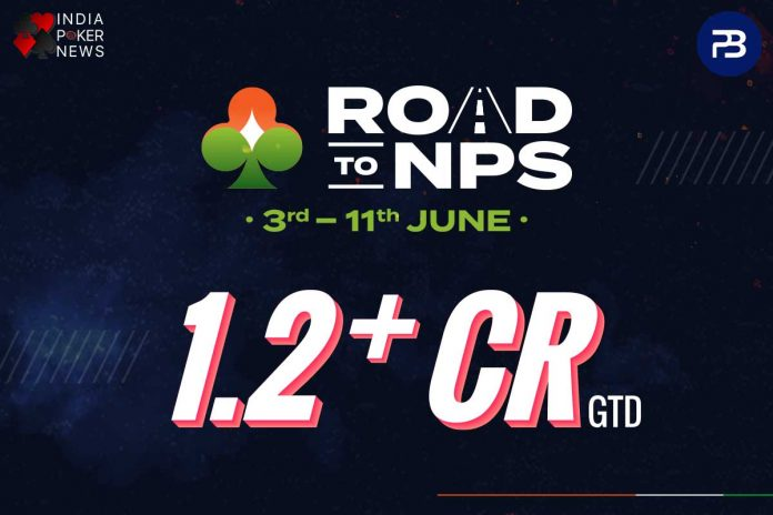 National Poker Series INR 1.2+ Crores