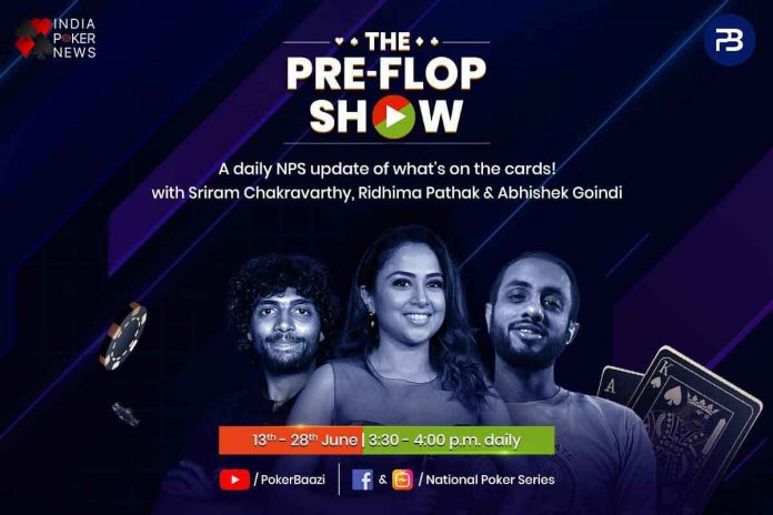 Meet The Hosts OThe Pre-Flop Show Of NPS