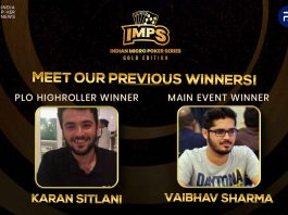 Big Winners From The Previous IMPS On PokerBaazi