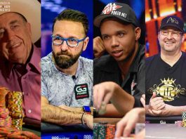 The Three Most Famous International Poker Players In The World!